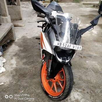 Ktm Rc 200 Head Light