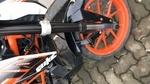 Ktm 390 Duke Rear Tyre