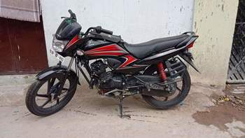 Honda Dream Yuga Right Side