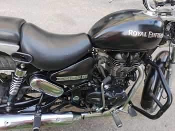 Royal Enfield Thunderbird 350 Engine