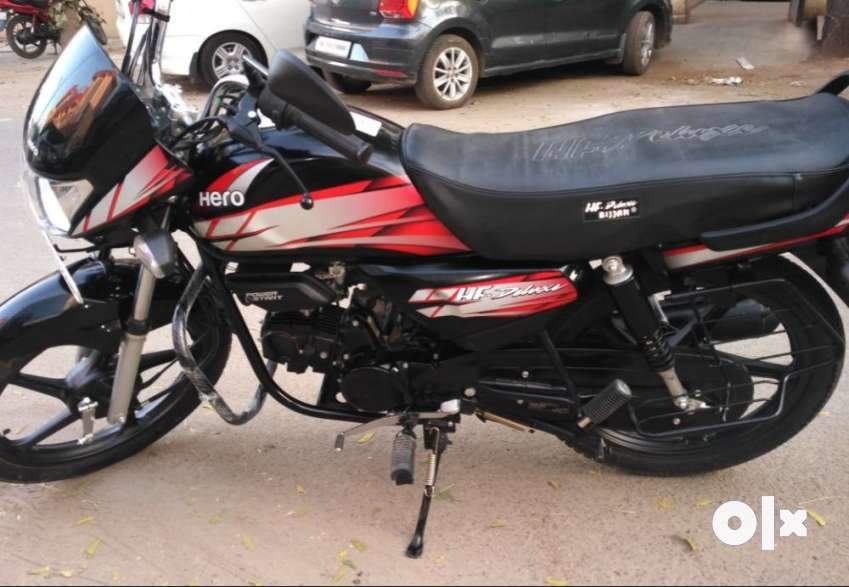 Used Hero Hf Deluxe Bike In Jhalawar 2017 Model India At Best Price Id 34370