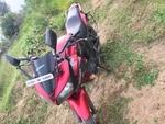 Yamaha Fazer Rear Tyre