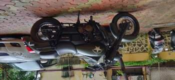 Um Motorcycles Renegade Commando Rear Tyre