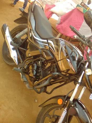 Bmw R 1200 Gs Left Side