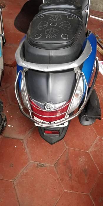 Yamaha Fascino Rear Tyre
