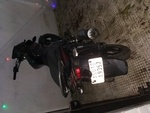 Bajaj Discover 125 Left Side