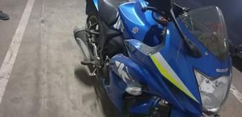 Suzuki Gixxer Sf Front Tyre