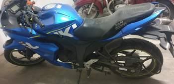 Suzuki Gixxer Sf Rear Tyre