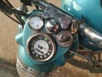 Royal Enfield Bullet 500 Right Side