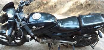Bajaj Pulsar 150 Right Side