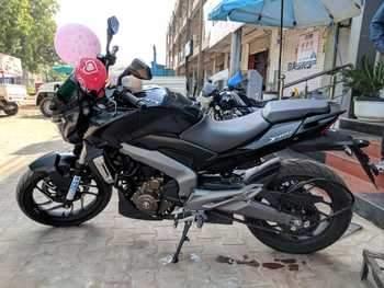 Bajaj Dominar 400 Engine