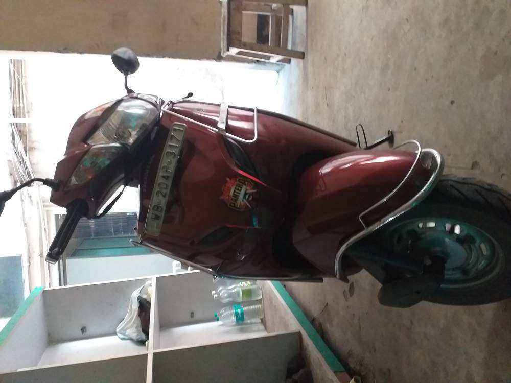 Honda Activa 3g Front View