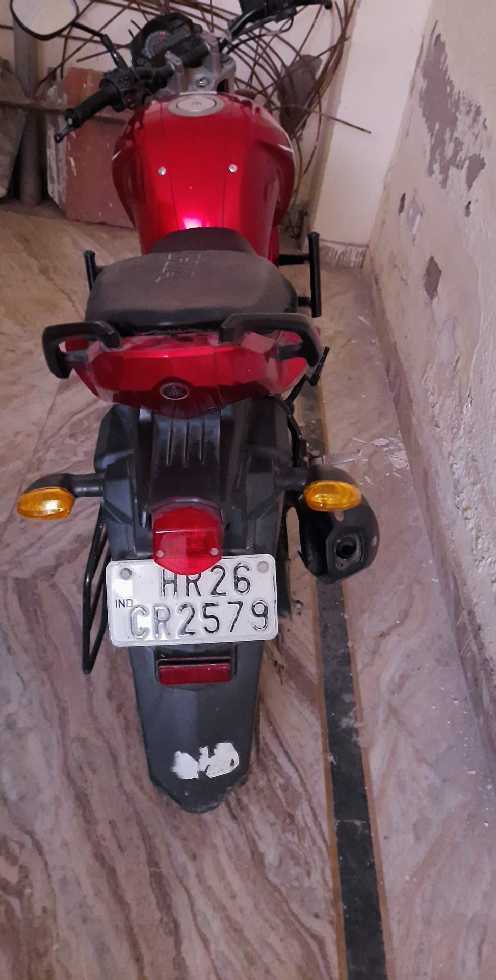 Yamaha Fz 16 Front View