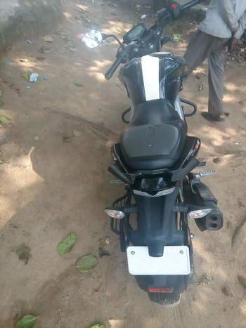 Tvs Apache Rtr 160 4v Right Side