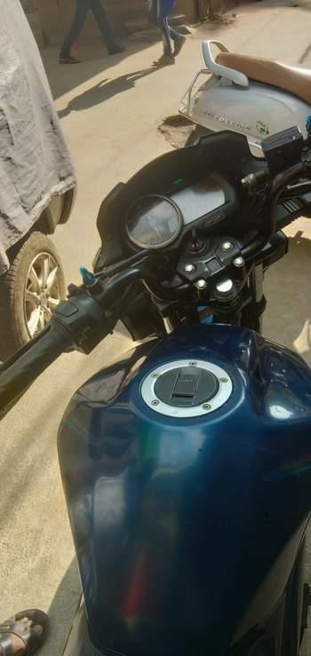 Suzuki Gs150r Right Side