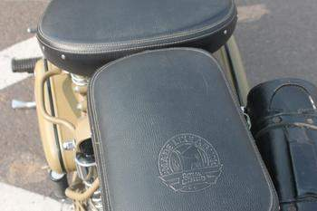 Royal Enfield Classic Desert Storm Left Side