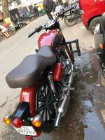 Royal Enfield Classic 350 Left Side