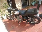 Royal Enfield Classic Chrome Right Side