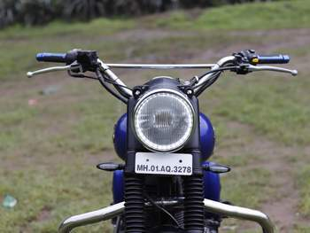 Royal Enfield Bullet 500 Gear Shifter