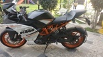 Ktm Rc 390 Left Side