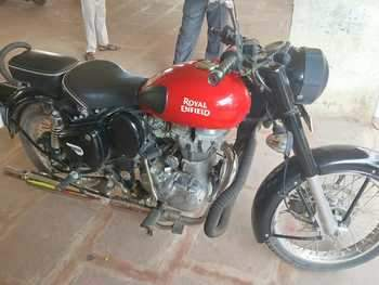 Royal Enfield Bullet 350 Front Tyre