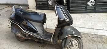 Honda Activa Left Side