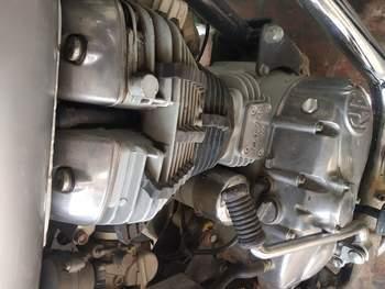 Royal Enfield Bullet Electra Engine