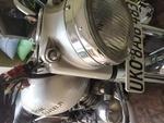 Royal Enfield Bullet Electra Fuel Tank