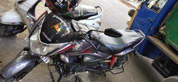 Honda Cb Shine Rear Tyre