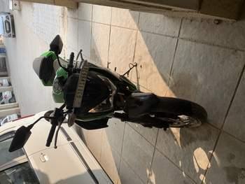 Kawasaki Ninja 300 Rear View