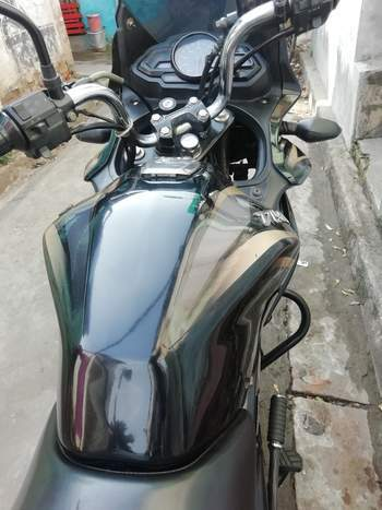 Bajaj Discover 150f Rear View