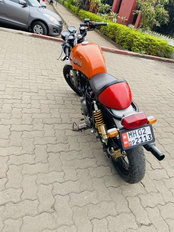Royal Enfield Continental Gt Front Tyre