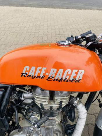 Royal Enfield Continental Gt Rear Tyre