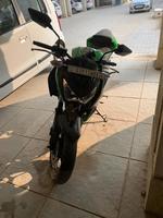 Kawasaki Ninja 300 Left Side