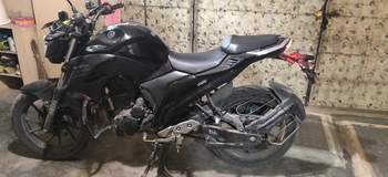 Yamaha Fz 25 Right Side