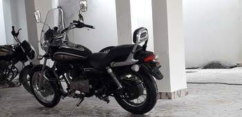 Bajaj Avenger Cruise 220 Left Side