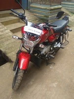 Bajaj V15 Right Side