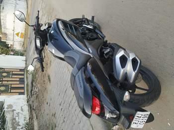 Suzuki Intruder Left Side