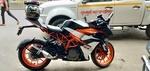Ktm Rc 390 Rear Tyre