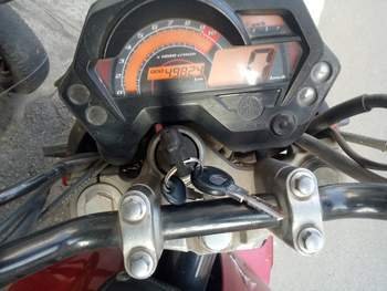 Yamaha Fz Front Tyre