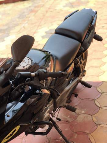 Bajaj Pulsar 220 Rear View