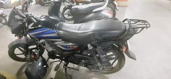 Honda Cd 110 Dream Right Side