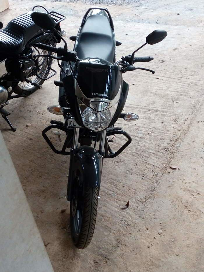 Used Cars Tri Cities >> Used Honda Cb Unicorn Bike in Kannur 2018 model, India at ...