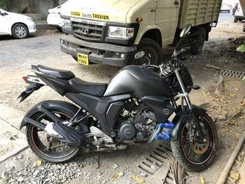 Yamaha Fz S V20 Fi Front Tyre
