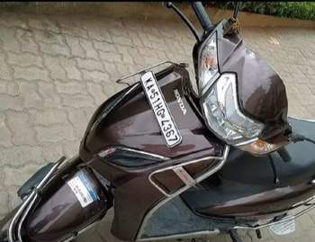Honda Activa 5g Right Side