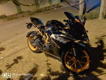 Ktm Rc 200 Front Tyre