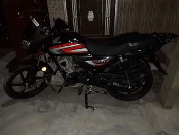 Honda Cd 110 Dream Right Side