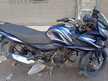 Bajaj Discover 125 Rear View