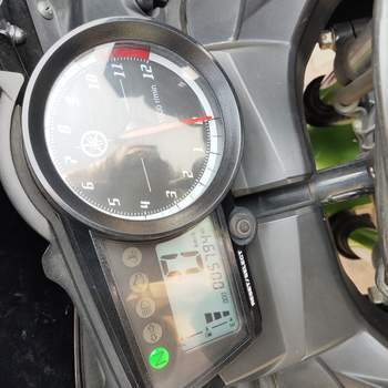 Yamaha Yzf R1 Front View