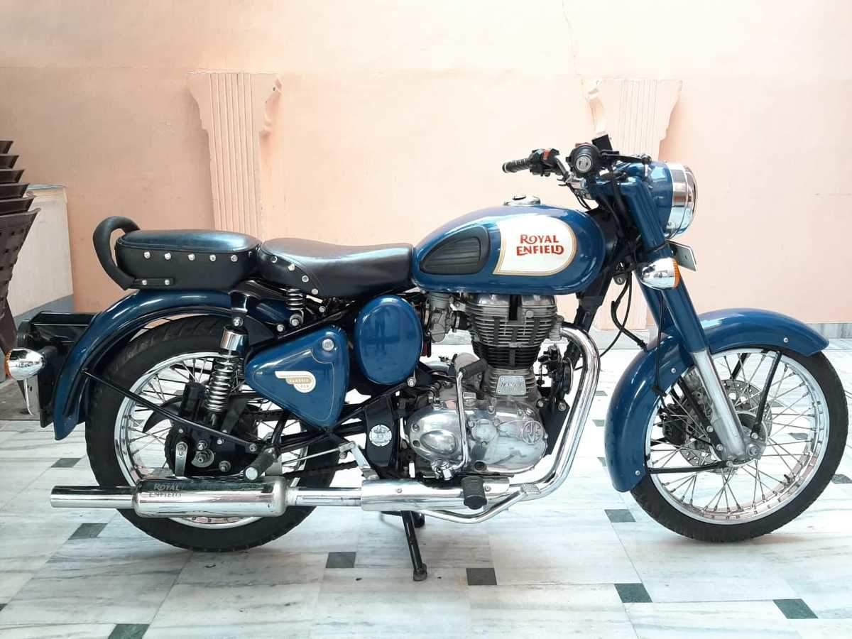 Royal Enfield Classic 350 Gear Shifter